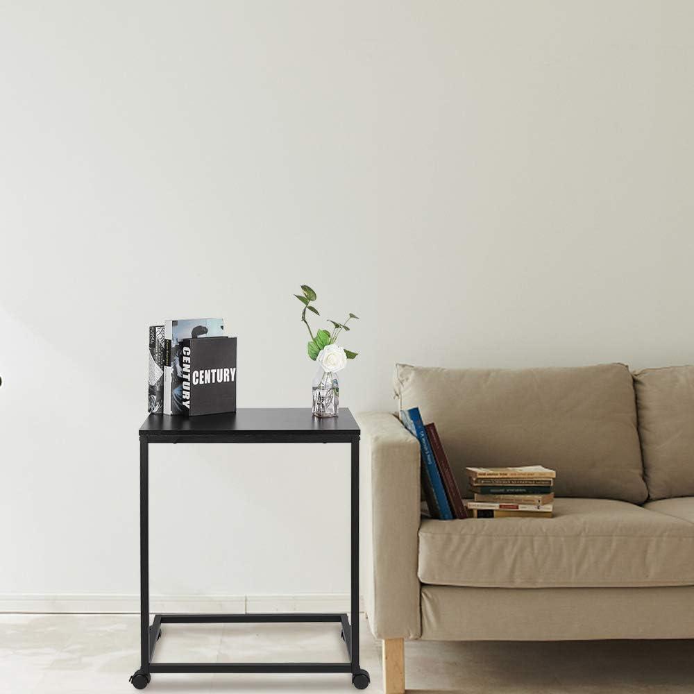 - Amazon.com: ZFRANC Sofa Accent Table Side End Sofa Desks With