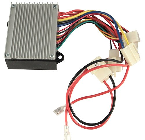 AlveyTech 6-Wire Control Module for the Razor Crazy Cart, Dune Buggy, and Ground ()