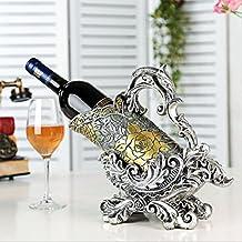 Liquor cabinet wine rack restaurant decoration/ small resin ornaments/ fashion wine rack/ creative ornaments wine cabinets