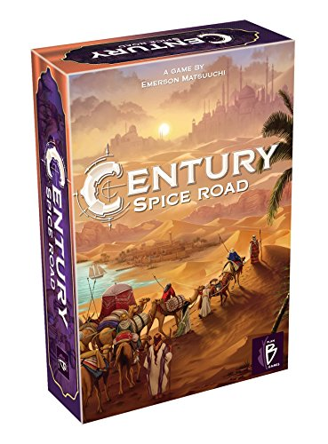 Plan B Games Century Spice Road Board Games (Century Players)