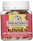 Stella and Chewys Kisses Dog Treat Salmon, My Pet Supplies