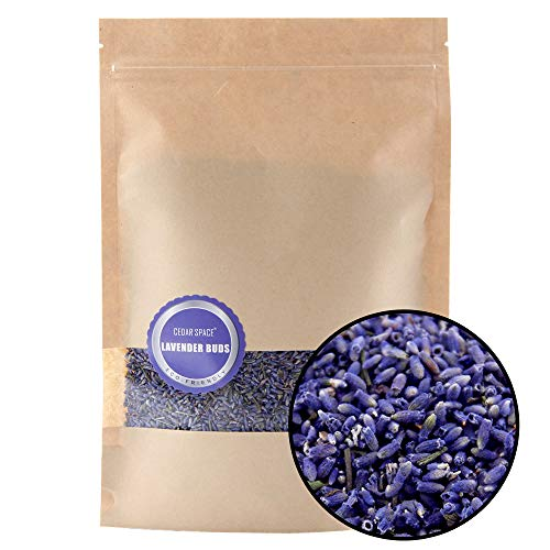 Cedar Space Dried Lavender
