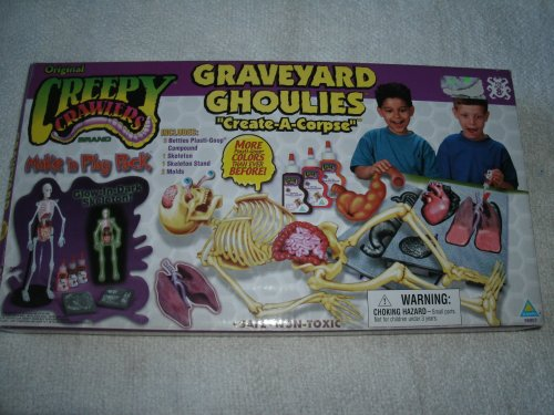 Creepy Crawlers Create a Corpse Graveyard Ghoulies Kit with ()