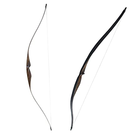 Amazon Sinoart Sparrow 54 Traditional Long Bow 20 25 Lbs Draw