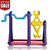 Toys : Freefa Interactive Monkey and Squirrel Pet Pet Toy Climbing Seesaw Playset (Not Fingerling)