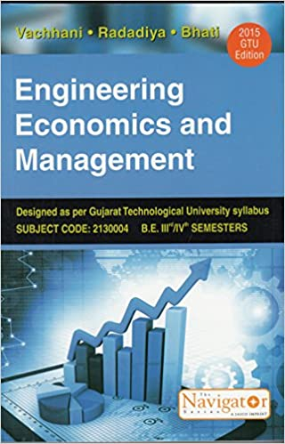 Engineering Economics And Management Book
