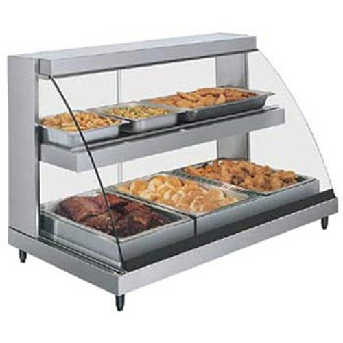 Hatco GRCD-3PD Hatco GRCD-3PD – Hot Food Display Case, 45-1/2″W