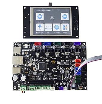 Amazon com: Zamtac MKS Base 3D Printer 32bit PCB MKS SBASE V1 3 +MKS