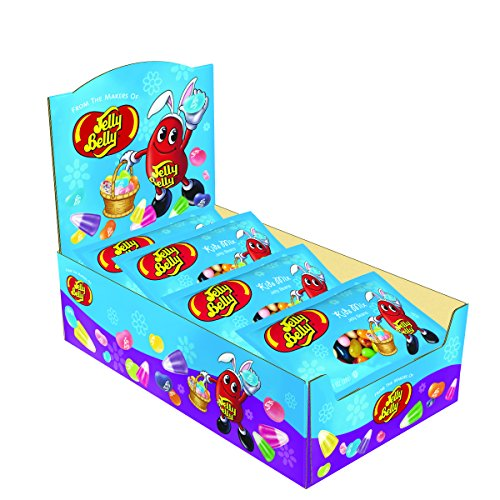 Jelly Belly Easter Kids Mix Jelly Beans, 20 Kid-Friendly Fla
