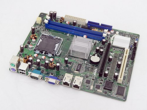 ASUS P5GC-MR INTEL 945GC MCH Dual-Core XEON LGA775 DDR2 Micro ATX Server Motherboard with Onboard Video/Dual GIGALAN/SATA2