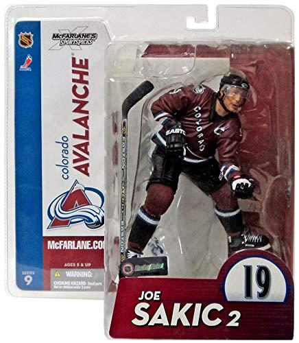 McFarlane Toys Hockey - NHL - Serie 9 - Joe Sakic 2 VARIANT ()