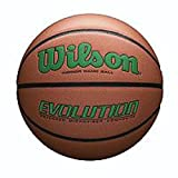 Wilson Evolution Official Size Game Basketball - Green