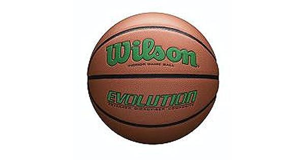 Amazon.com: Wilson Evolution – Balón de baloncesto tamaño ...