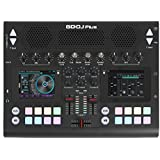 GODJ Plus Portable DJ Controller With Built-In Speaker All-In-One DJ Player