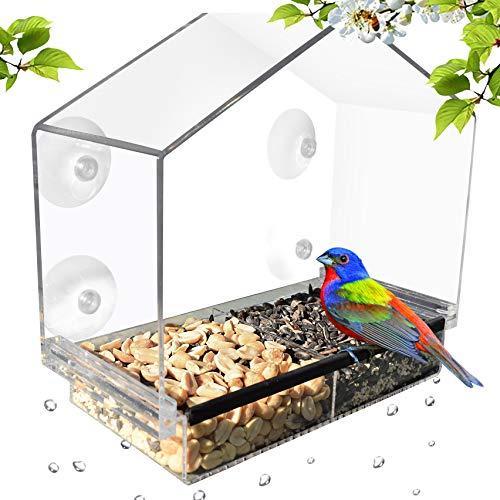 Gray Bunny GB 6902 Birdfeeder Transparent product image