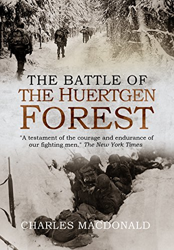 The Battle of the Huertgen Forest by [MacDonald, Charles B.]
