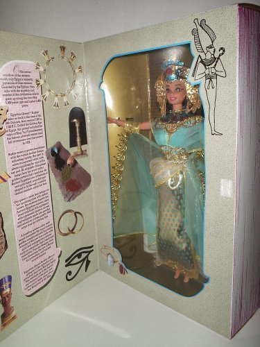 Barbie 1993 The Great Eras Collection Egyptian Queen ()