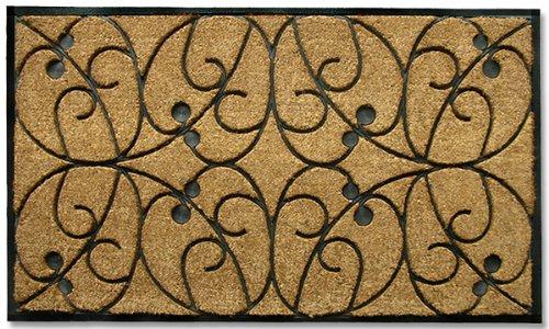 Home & More Apples Doormat