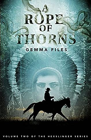 book cover of A Rope of Thorns