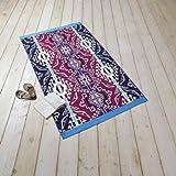 Better Homes and Gardens 40'' x 72'' Oversized Print Beach Towel,1 Piece (Southwest Purple)