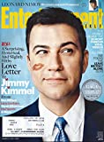 Jimmy Kimmel l Leonard Nimoy (Star Trek) l Ellie Kemper l Viral Videos l Lady Gaga (American Horror Story) - Entertainment Weekly Magazine