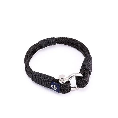 rivenditore di vendita d7039 f6332 Constantin Nautics, bracciale 3053, gioielli trendy da uomo ...