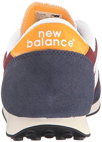 Adults Unisex Trainer 512 410 New Burgundy Multicolor Balance g7qpCfE