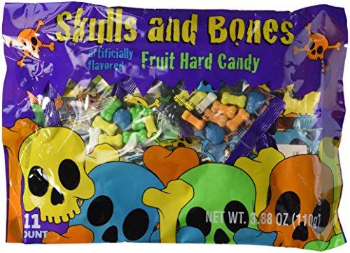 Skull & Bones Hard Candy