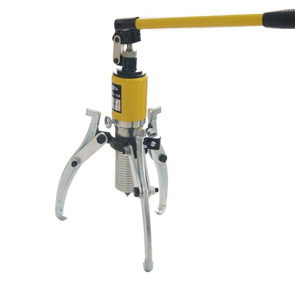 Merry Tools HK 10T Integral-Unit Hydraulic 3 Jaw Gear Puller Kit Jaw Puller Seperator 450571 KATSU Tools