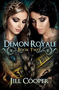 Demon Royale (The Dream Slayer Book 2) by [Cooper, Jill]