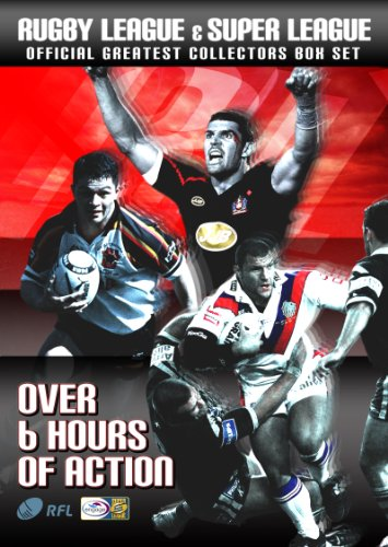 Rugby League And Super League - Official Greatest Collectors Boxser [DVD]