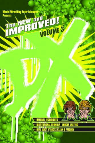 WWE The New and Improved DX Vol. 3 (Cm Punk Best Promo)