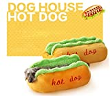 Hot Dog Bed Pet Cute Dog Beds For Small Dogs Puppy Warm Cat Sofa Cushion (L 726223CM)