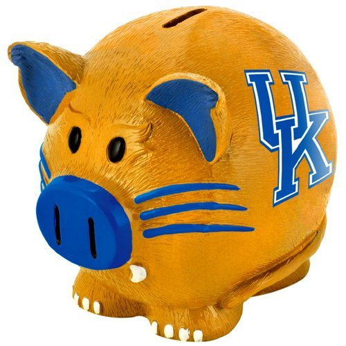 (Kentucky Resin Small Thematic Piggy)