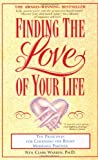 Finding the Love of Your Life, Neil C. Warren, 0671892010
