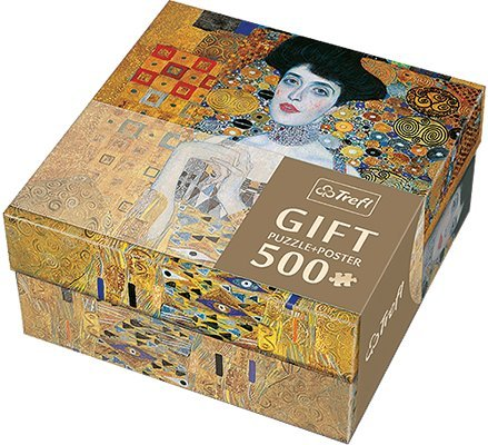 paintings Trefl Portrait of Adele Bloch-Bauer 500 Piece for sale  Delivered anywhere in USA