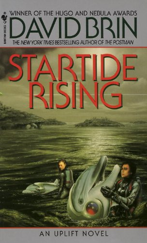book cover of Startide Rising