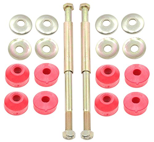 ACDelco 46G0032A Advantage Front Suspension Stabilizer Bar Link Kit with Hardware (Kit Bar Stabilizer Front)