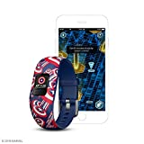 Garmin vívofit jr 2, Kids Fitness/Activity Tracker, 1-year Battery Life, Adjustable Band, Captain America