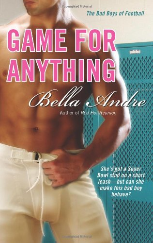 Book cover for Game for Anything