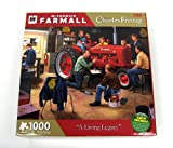 From The Art of Charles Freitag and International Harvester Company's McCormick Farmall - A Living Legacy 1000 Piece Puzzle -