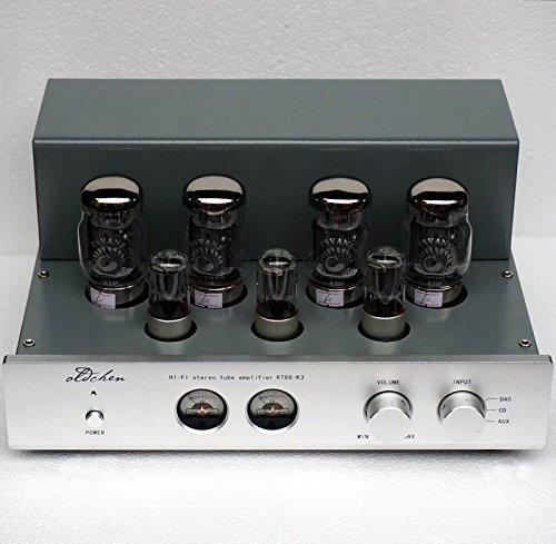 和山極音PSVANE KT88-K3 5球シングル真空管ステレオパワーアンプ B019ZFGBA8