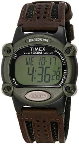 Timex Expedition Classic Digital Chrono Alarm Timer 41mm Watch