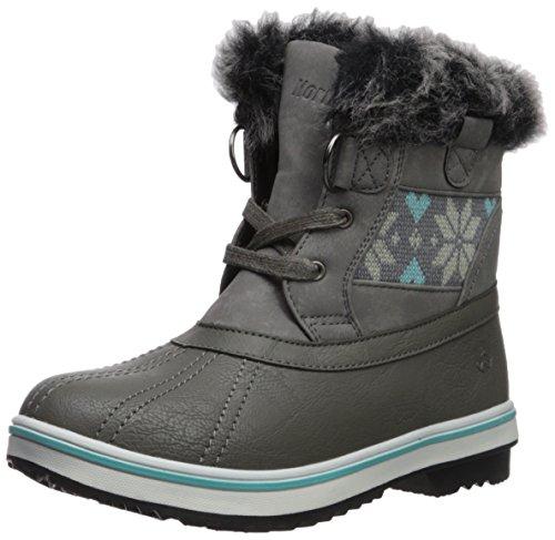 Little Girls Snow Boots - 5