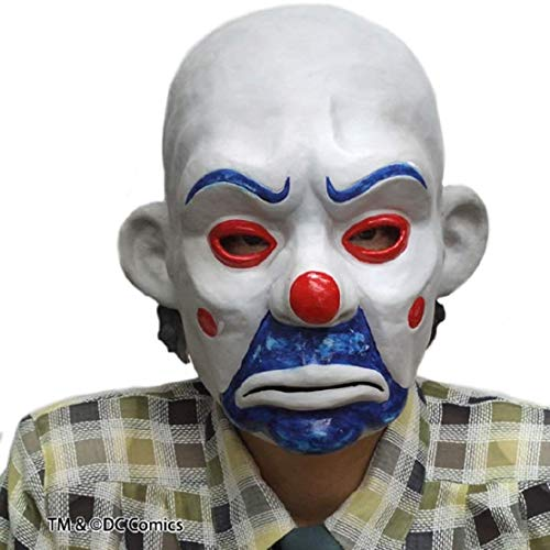 Joker Clown Mask -