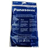 vacume panasonic - Panasonic MC-V155M Pan Style U12 Paper Bag (Pack of 3)