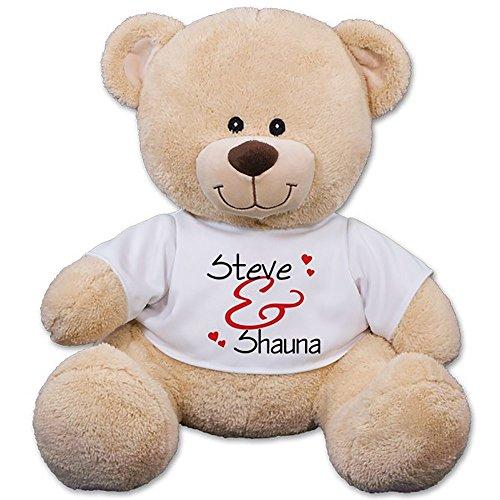 Personalized Plush Bear - 3