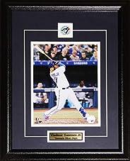 Vladimir Guerrero Jr. Toronto Blue Jays MLB Baseball Memorabilia 8x10 Frame (Hit Shot)