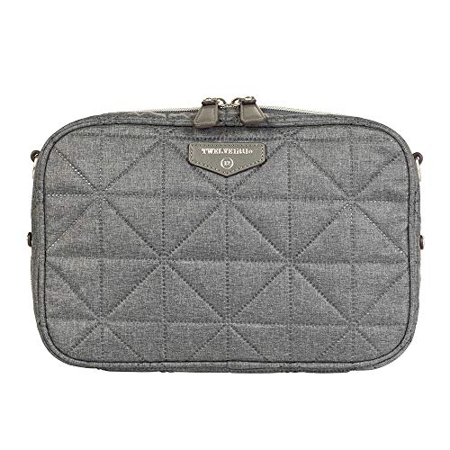 TWELVElittle Diaper Clutch, Denim (New)