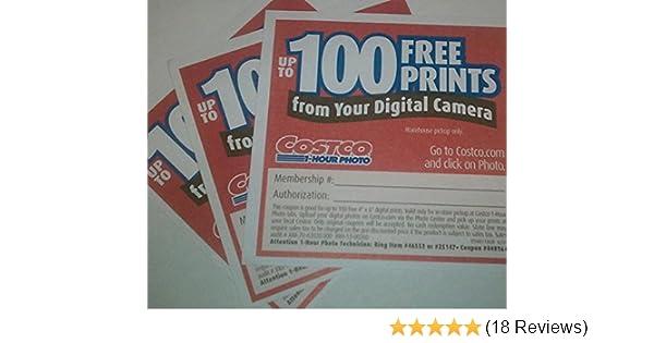 Costco Print Sizes >> Costco Coupons Free 300 4 X 6 Inches Photo Prints